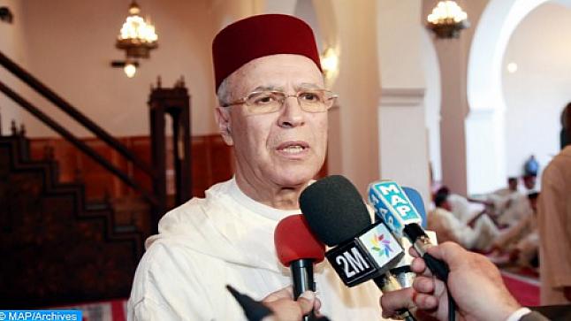 التوفيق: المغرب مستعد لنقل تجربته في ميدان الحقل الديني إلى موريتانيا