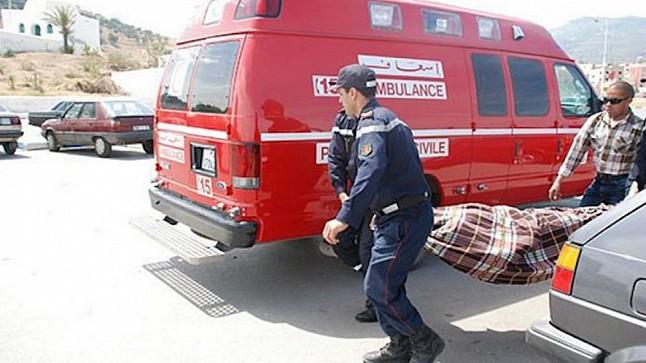 وفاة شاب بعد سقوطه من أعلى سياج بميناء طنجة