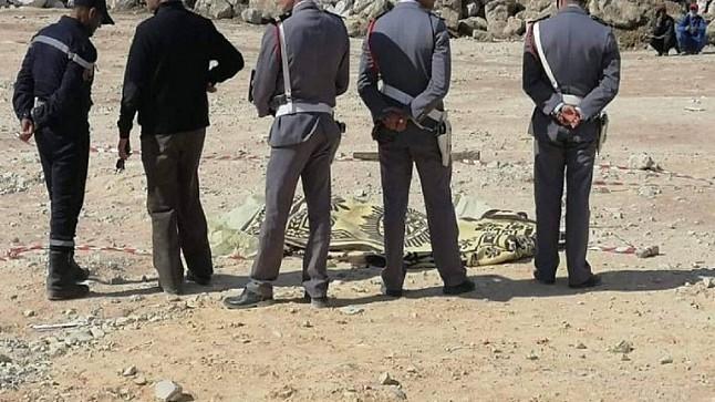 العثور على جثة رجل خمسيني يستنفر درك طانطان