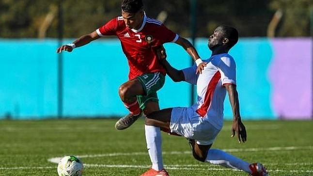 طرد لاعب رجاوي من معسكر المنتخب الوطني بتونس