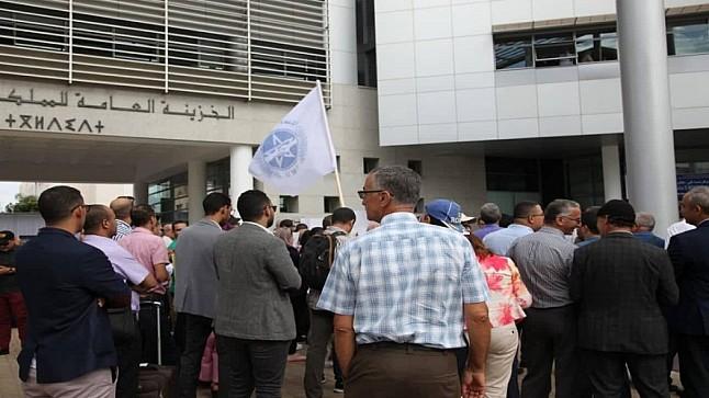 نقابة تستعد لخوض إضراب وطني والاحتجاج أمام وزارة المالية