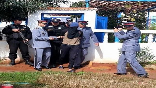 الدار البيضاء : قتل 3 أشخاص آخرهم مواطن فرنسي واغتصب زوجته أمام أنظاره