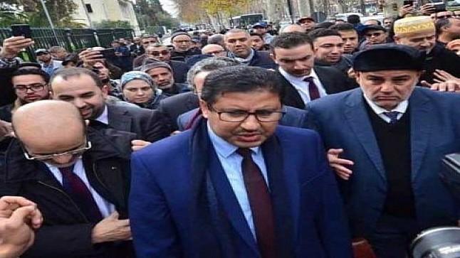وفاة محامي تؤجل  محاكمة حامي الدين إلى فبراير المقبل