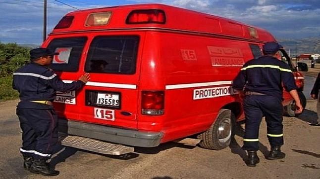 حافلة تقتل ستينيا وترسل آخر لمستعجلات خريبكة (صورة)