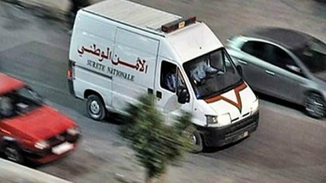 آيت ملول : اعتقال رجل تنكر في زي امرأة للتسول