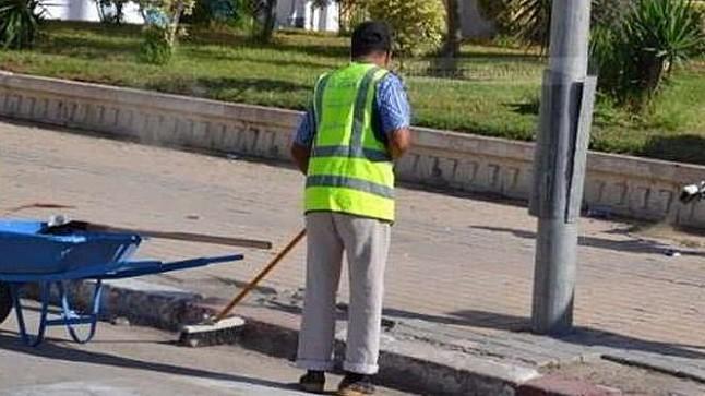 أوطاط الحاج : وفاة عامل نظافة إثر سقوطه من شاحنة النفايات