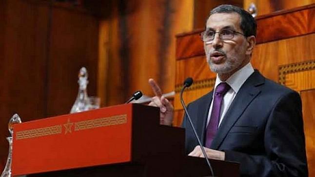 العثماني: لا تراجعات في حقوق الإنسان بالمغرب.. والتركيز على نقاط الضعف يشوش على الإصلاح