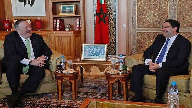 """الخارجية الأمريكية: مسألة تطبيع العلاقات مع إسرائيل '""""لم تُناقش"""" مع المغرب"""