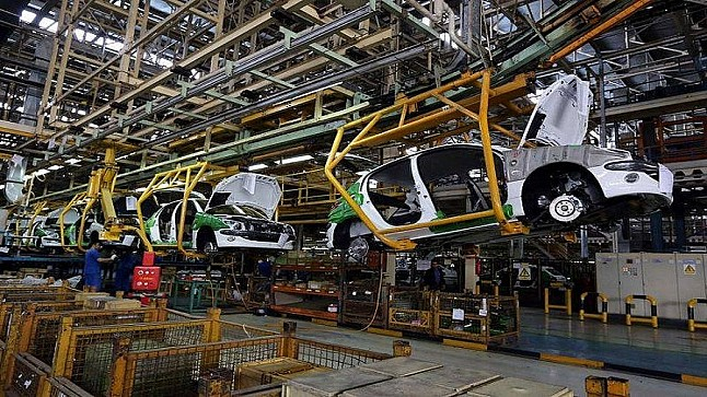 دراسة: المغرب يمكن أن يصبح رائدا في صناعة السيارات بإفريقيا