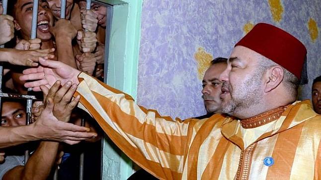 """الملك يعفو عن 265 شخصا .. من بينهم 8 مُعتقلات في قضايا """"الإرهاب"""""""