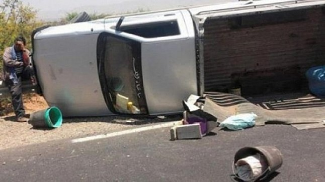 مصرع 4 أشخاص في حادثة سير مروعة بالحوز