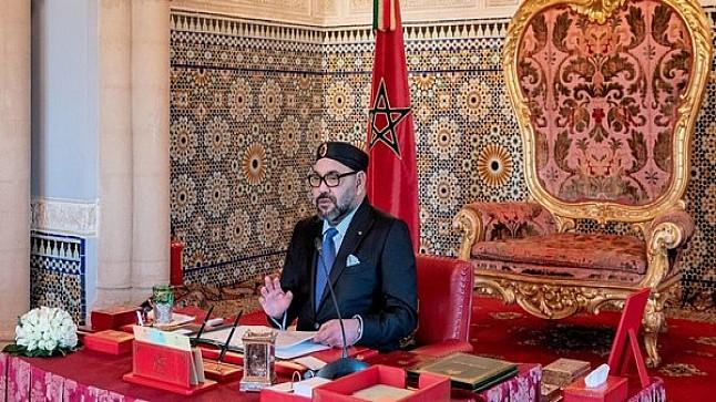 الملك يترأس حفل توقيع اتفاقية إنجازالبرنامج الوطني الخاص بالماء