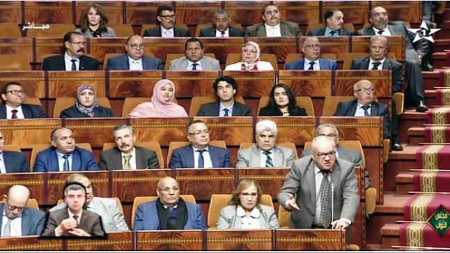 """""""فيروس كورونا"""" يستنفر البرلمان المغربي"""