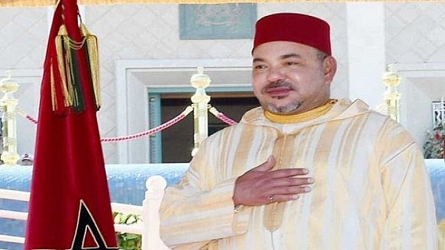الملك محمد السادس يصل مدينة فاس
