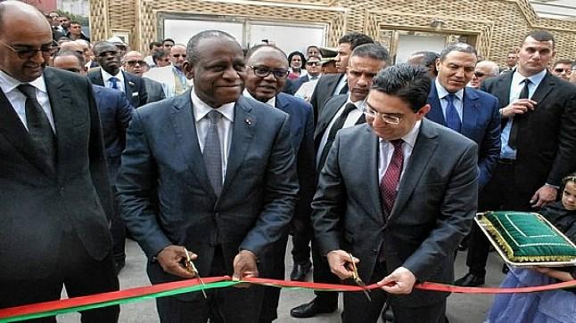 افتتاح قنصلية بالعيون.. كوت ديفوار ترفض أي إملاءات تخص توجهها في العلاقات الدولية