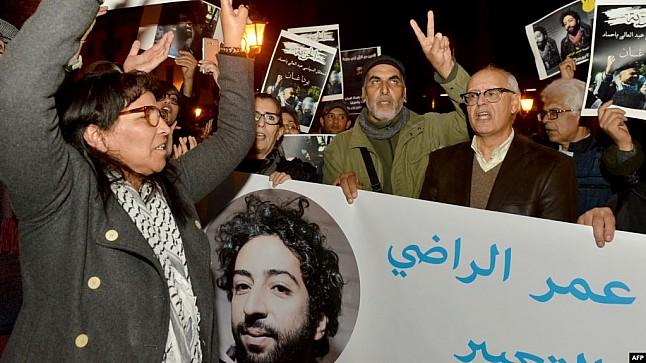 أمنيستي: نشطاء مغاربة يُقمعون لانتقادهم السلطات