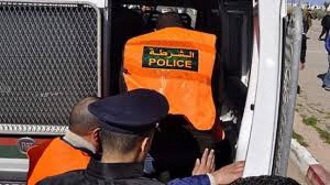 فتح بحث مع موظف شرطة يشتبه تورطه في حيازة المخدرات والتبليغ عن جريمة وهمية