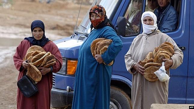 تقرير: أكثر من نصف المغربيات خارج سوق الشغل