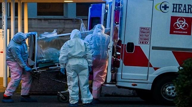 تسجيل أول حالة وفاة في رومانيا بفيروس كورونا
