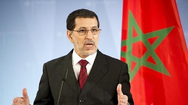 """العثماني: الأيام 10 المقبلة ستكون """"حاسمة"""" في تطور وباء """"كورونا"""" بالمغرب"""