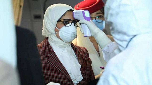 وضع وزيرة الصحة المصرية في الحجر الصحي بعد عودتها من الصين