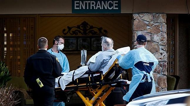 الولايات المتحدة.. ارتفاع وفيات كورونا لـ881 والإصابات إلى أكثر من 62 ألفا حالة