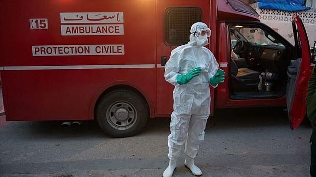 تسجيل 191حالة إصابة جديدة بكورونا بالمغرب
