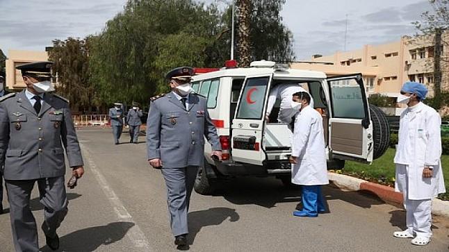 إصابات كورونا ترتفع بمراكش إلى 470 وبالرحامنة إلى 215 وبالسراغنة لـ 3 حالات