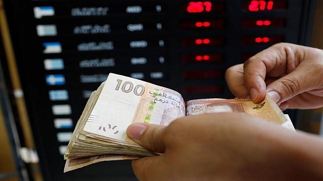 الدرهم المغربي شبه مستقر أمام الأورو ويرتفع مقابل الدولار