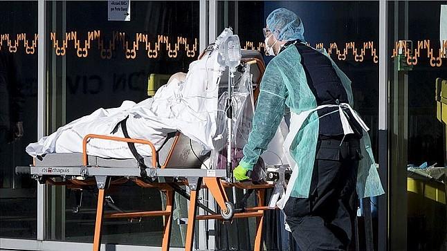 """إسبانيا: """"كوفيد-19"""" يقتل 430 شخصا خلال 24 ساعة"""