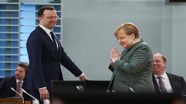 """وزير الصحة الألماني: سيطرنا مرحليا على انتشار """"كورونا"""""""