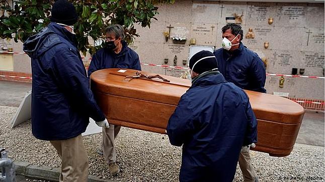 حصيلة يوم ثقيلة في إسبانيا.. عدد الوفيات بكورونا يتجاوز عشرة آلاف