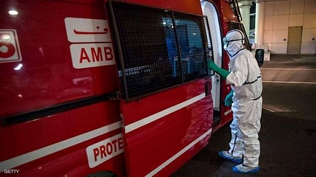 المغرب …تسجيل 57 حالة جديدة للإصابة بفيروس كورونا