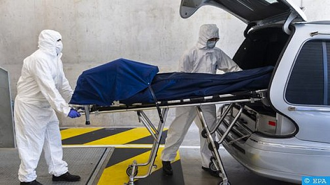 كوفيد-19 بإيطاليا : 78 وفاة و2677 حالة تعافي في 24 ساعة