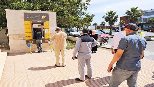العثماني: أزيد من 5 ملايين مغربي تلقوا مساعدات مالية لمواجهة كورونا