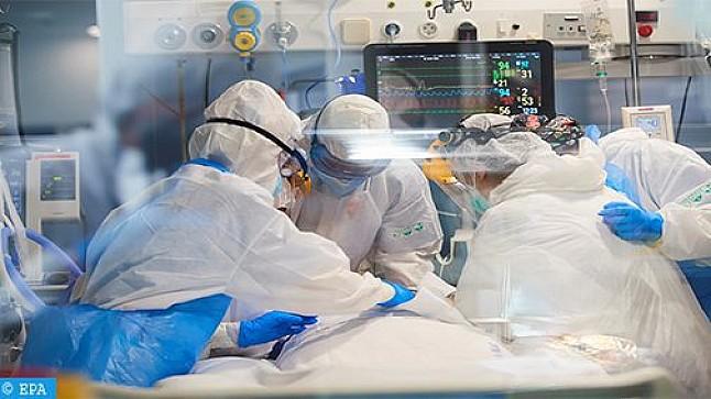 إسبانيا .. أزيد من 26 ألف و 600 حالة وفاة وتعافي أكثر من 136 ألف حالة