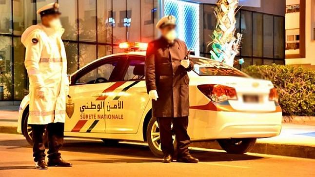 تطوان..وضع شرطي رهن تدابير الحراسة النظرية بسبب خرقه حالة الطوارئ الصحية