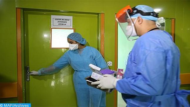 مختبر جديد للكشف عن كوفيد 19 بمستشفى محمد الخامس بمكناس