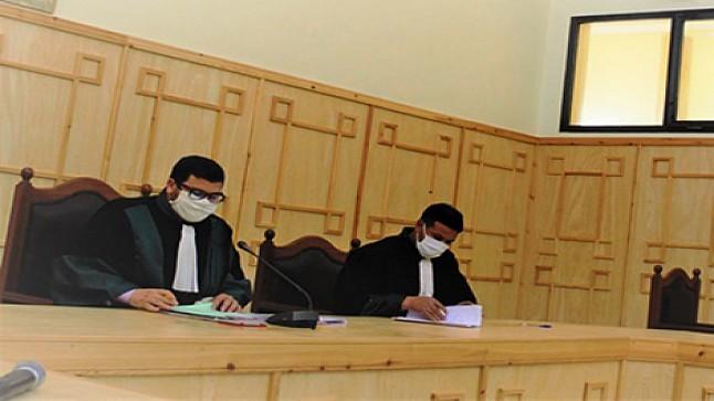 التقاضي عن بعد.. عقد 240 جلسة وإدراج 3613 قضية بمختلف المحاكم