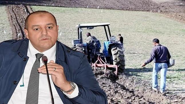 برلماني يطالب وزير الفلاحة بإعفاء الفلاحين الصغار بإقليم خنيفرة من الديون المستحقة