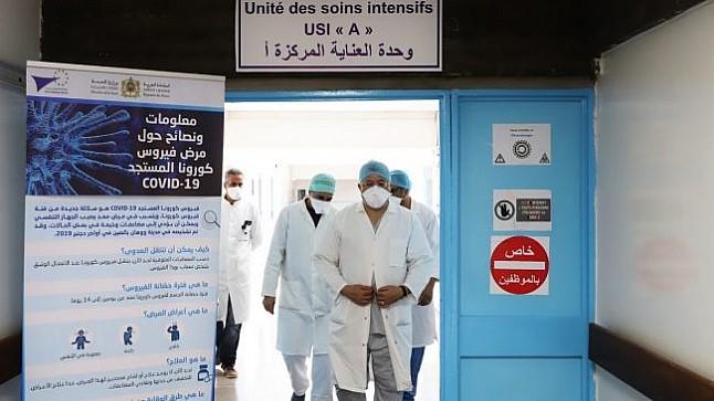 82 حالة جديدة ترفع إصابات كورونا إلى 8692 في المغرب