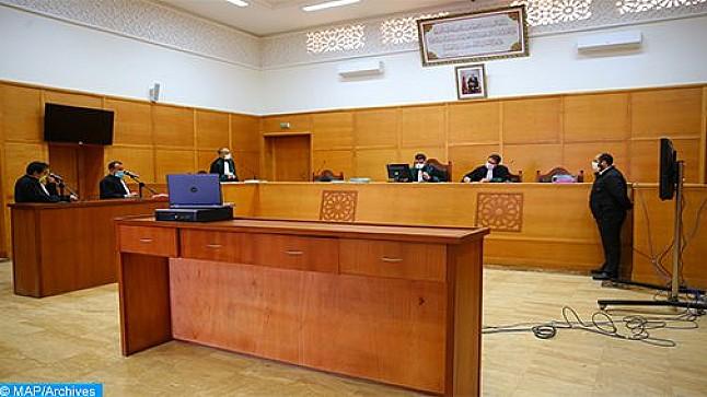 المحاكمات عن بعد.. البت في 2406 قضايا خلال أسبوع