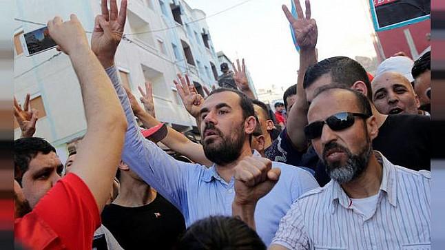 حقوقيون يخوضون إضرابا عن الطعام تضامنا مع معتقلي حراك الريف