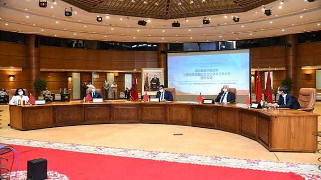 """المغرب يوقع اتفاقيتين مع الصين في مجال التجارب السريرية حول لقاح """"كوفيد 19"""""""