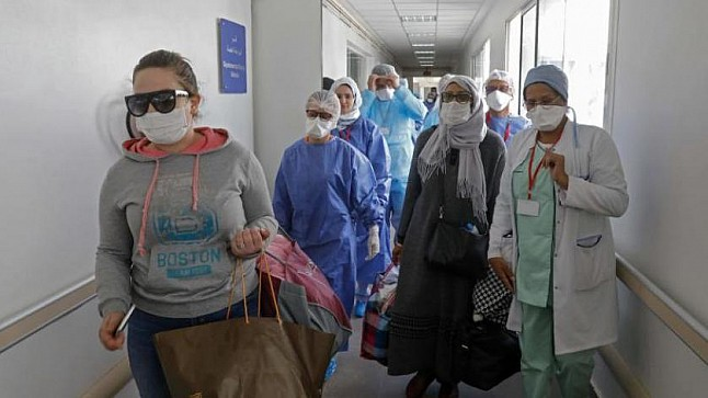 هيئات مدنية تطالب آيت الطالب بإشاركها في التكفل بالمصابين بكورونا