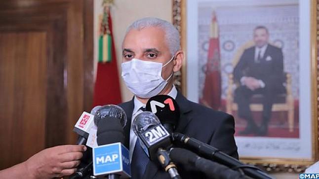 ايت الطالب : المغرب سيشارك في التجارب السريرية لكورونا