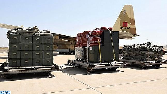 موقع إخباري شيلي يبرز مبادرة المغرب بإرسال مساعدات إنسانية وطبية إلى لبنان
