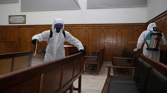 فاس..دعوات لتعطيل العمل بمحكمة الاستئناف بسبب انتشار فيروس كورونا