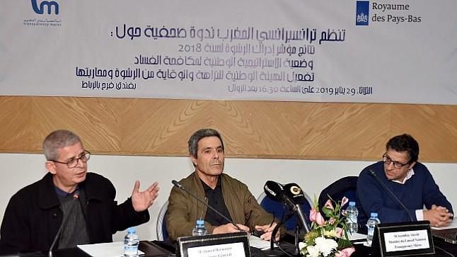 """ترانسبرانسي"""" تحذر من تعميق هشاشة المؤسسات الدستورية وازدياد انتهاكات حقوق الإنسان"""