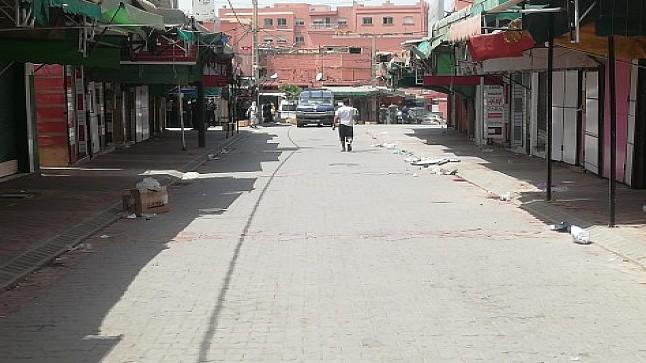 إستنفار في بني ملال.. قرار بإغلاق المقاهي والمراكزالتجارية والسويقات بعد إرتفاع الإصابات بكورونا